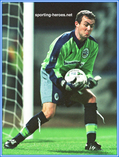 Derek O'CONNOR - Huddersfield Town - League Appearances