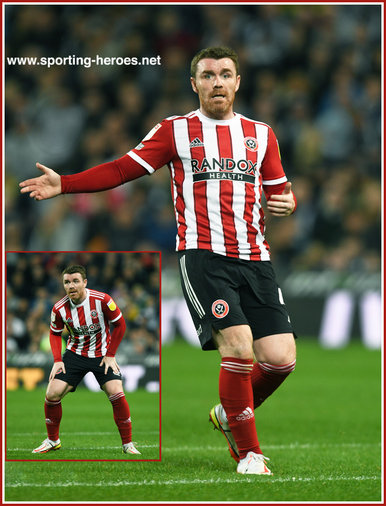 John FLECK - Sheffield United - League Appearances