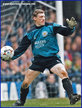 Kevin POOLE - Leicester City FC - League appearances.