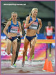 Emma COBURN - U.S.A. - 2017 World 3000 metres steeplechase champion.