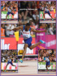 Nethaneel MITCHELL-BLAKE - Great Britain - Great Britain & N.I. win men's 4x100m Gold medal