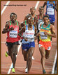 Bedan Karoki MUCHIRI - Kenya - 4th. in 10,000m at 2017 World Championships.