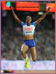Lorraine UGEN - Great Britain - 2017 World Championships long jump finalist