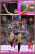 Majededdin GHAZAL - Syria - Bronze medal in men's high jump at 2017 World Championships