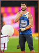 Serghei MARGHIEV - Estonia - Finalist in hammer at 2017 World Championships.
