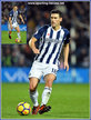 Gareth BARRY - West Bromwich Albion FC - Premier League Appearances
