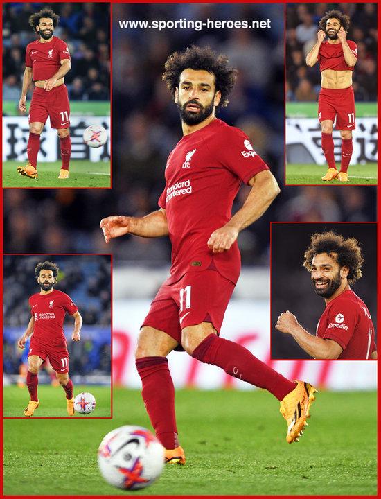 Mohamed Salah Premier League Appearances Liverpool Fc