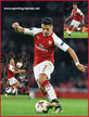 Alexis SANCHEZ - Arsenal FC - 2017/18 Europa League.