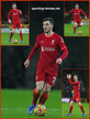 Andrew ROBERTSON - Liverpool FC - Premier League Appearances