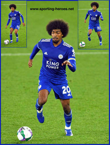 Hamza CHOUDHURY - Leicester City FC - Premier League Appearances