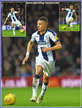 Kieran GIBBS - West Bromwich Albion - Premier League Appearances