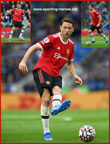Nemanja MATIC - Manchester United FC - Premier League Appearances