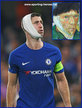 Gary CAHILL - Chelsea FC - 2017/18 Champions league.