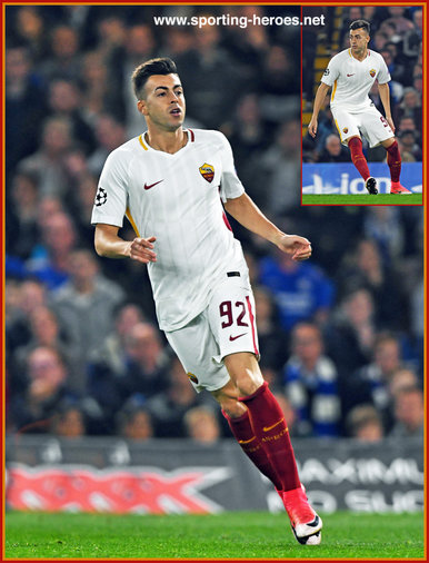 Stephan EL SHAARAWY - Roma  (AS Roma) - 2017/18 Champions League.