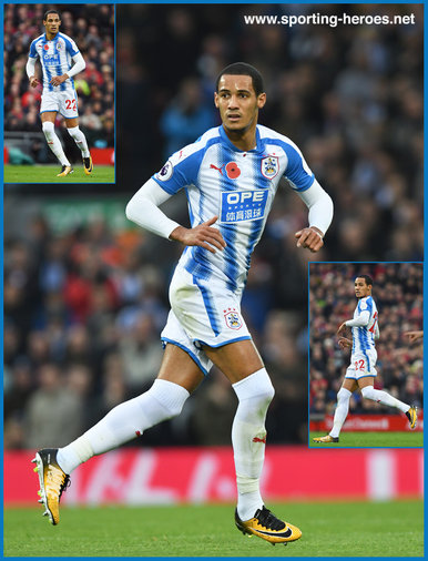 Tom INCE - Huddersfield Town - Premier League Appearances