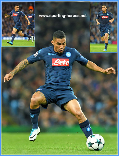 ALLAN - Napoli - 2017/18 Champions League.