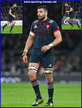 Damien CHOULY - France - International Rugby Union Caps.