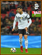 Emre CAN - Germany - 2018 World Cup Qualifying games.