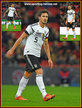 Mats HUMMELS - Germany - 2018 World Cup Qualifying games.