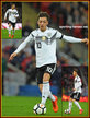 Mesut OZIL - Germany - 2018 World Cup Qualifying games.