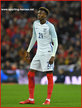 Tammy ABRAHAM - England - 2017 Autumn Internationals at Wembley.