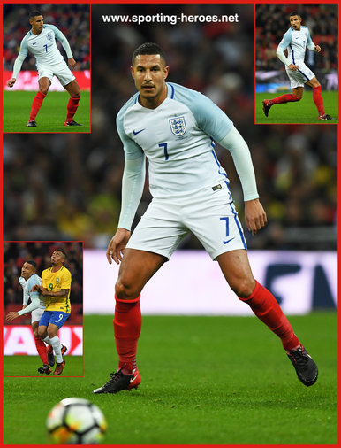 Jake LIVERMORE - England - 2017 Autumn Internationals at Wembley.