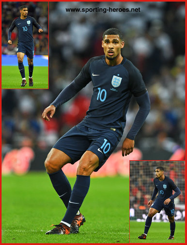 Ruben LOFTUS-CHEEK - England - 2017 Autumn Internationals at Wembley.