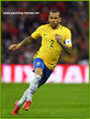 Dani ALVES - Brazil - 2018 World Cup Qualifying games.