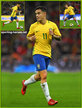 Philippe COUTINHO - Brazil - 2018 FIFA World Cup Qualifying Games.