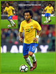 MARCELO - Brazil - 2018 FIFA World Cup Qualifying Games.