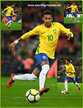 NEYMAR - Brazil - 2018 FIFA World Cup Qualifying Games.