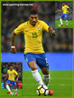 PAULINHO - Brazil - 2018 FIFA World Cup Qualifying Games.