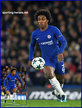 WILLIAN - Chelsea FC - 2017/18 Champions League.