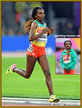 Tirunesh DIBABA - Ethiopia - 2017 World Champs silver medal in 10,000 metres.