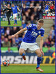 Jamie VARDY - Leicester City FC - League Appearances