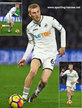 Oliver McBURNIE - Swansea City FC - Premier League Appearances