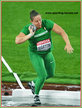 Anita MARTON - Hungary - Shot put silver medal at 2017 World Championships