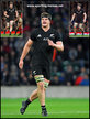 Scott BARRETT - New Zealand - International Rugby Union Caps.