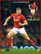 Elliot DEE - Wales - International Rugby Union Caps.