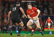 Steff EVANS - Wales - International Rugby Union Caps.