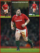 Wyn JONES - Wales - International Rugby Union Caps.