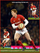Rhys PATCHELL - Wales - International Rugby Union Caps.