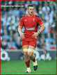 Dan LYDIATE - Wales - International Rugby Union Caps. 2009-2014.