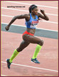 Caterine IBARGUEN - Colombia - Triple jump silver medal at 2017 World Championships.