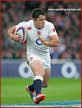 Brad BARRITT - England - International rugby caps.