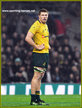 Blake ENEVER - Australia - International Rugby Union Caps.