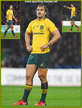 Karmichael HUNT - Australia - International Rugby Union Caps.