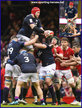 Grant GILCHRIST - Scotland - International Rugby Union Caps.