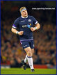 Murray McCULLUM - Scotland - International Rugby Union Caps.