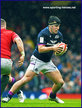 Stuart McINALLY - Scotland - International Rugby Union Caps.